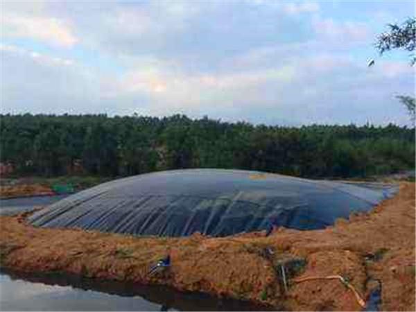 养殖沼气池